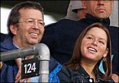 Eric Clapton - Eric Clapton újra apa lesz
