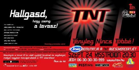 TNT - Rendhagyó TNT maxi