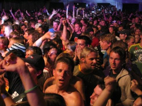 Fesztivál - Sziget 5. nap – Az Invázió