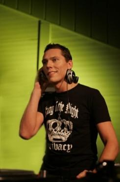 DJ Tiesto - Tiesto jegyrendelés