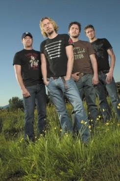 Nickelback - Nickelback az 1. helyen debütált