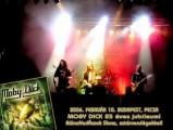 Moby Dick - Moby Dick: Jubileumi koncert és Tribute lemez!