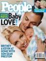 Britney Spears - Britney babája először élőben