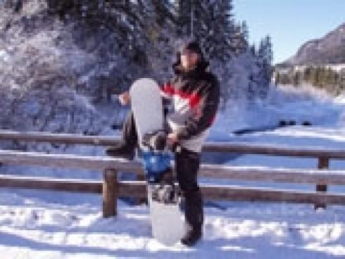 Desperado - Egy nem mindennapi Snowboard-túra