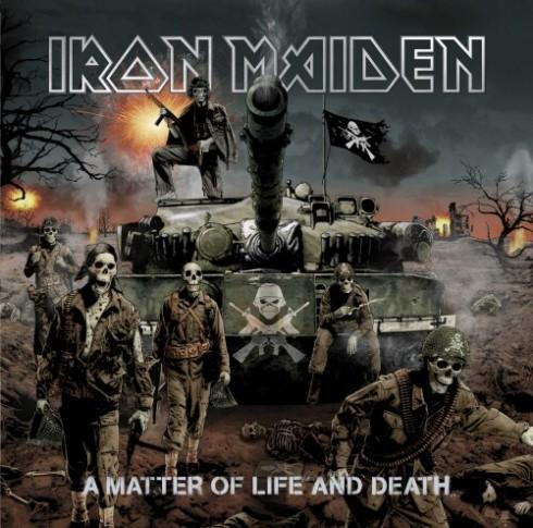 Iron Maiden - Iron Maiden: új lemez a nyár végén!