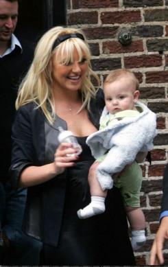 Britney Spears - Megszületett Britney második gyermeke
