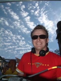 "Dj Smiths - CARL COX: ""Gratulálok, a Watching The Sun Goes Down világszínvonalú zene"""