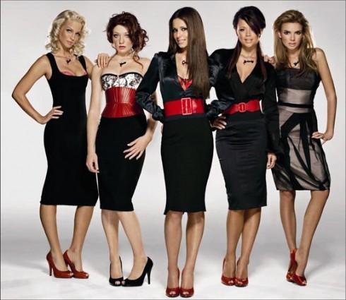 Girls Aloud - Nagy-Britanniában tarol az összeválogatott lánycsapat