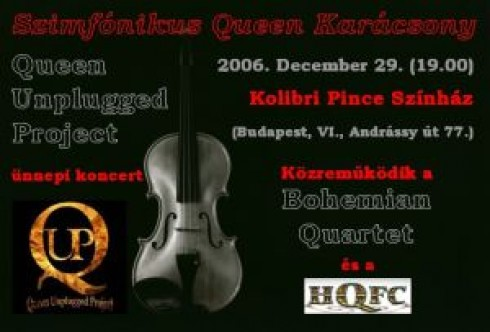 Queen - Queen emlékezés és buli a Kolibriben
