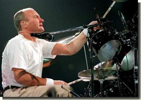 Phil Collins - 56 éves Phil Collins
