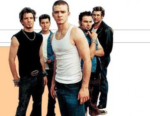 Justin Timberlake - 26 éves Justin Timberlake