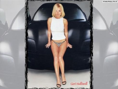 Geri Halliwell - Nem lesz semmi a Spice Girls visszatéréséből