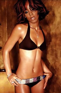 Kelly Rowland - Vetkőzik a szólóalbumáért Kelly Rowland