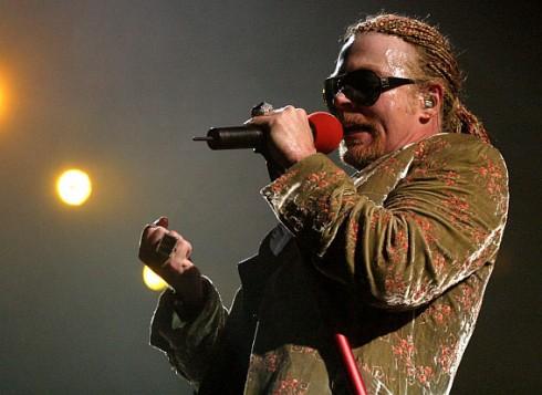 Guns N' Roses - GNR: baleset miatt lemondott afrikai koncert