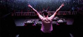 DJ Tiesto - TIËSTO koncert és afterpartyk