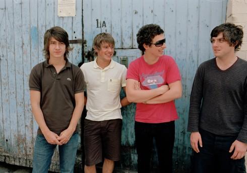 Arctic Monkeys - Listamustra 2007/19