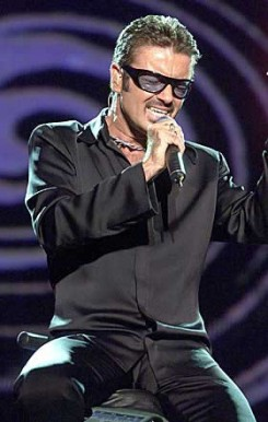 George Michael - Szerda reggel jön George Michael