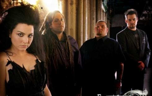 Evanescence - Budapesten forgatja új klipjét az Evanescence
