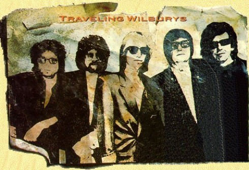 The Traveling Wilburys - Listamustra 2007/25
