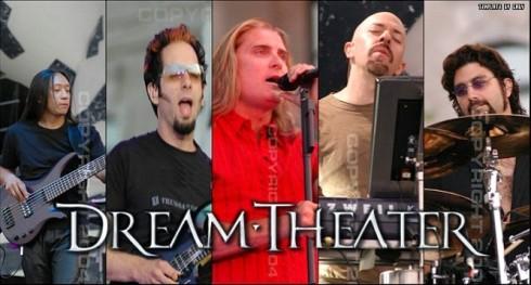 Dream Theater - Listamustra 2007/26