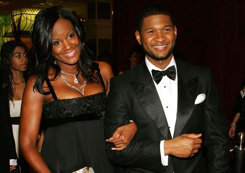 Usher - Usheréknél jön a baba
