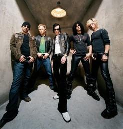 Velvet Revolver - Listamustra 2007/29