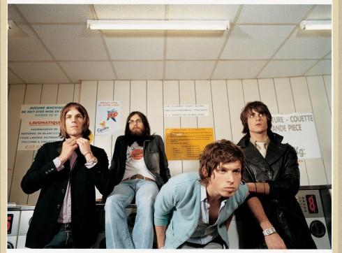 Kings of Leon - Listamustra 2007/31