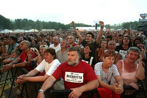Sziget - Sziget 2007: Nulladik napi fi(r)ka