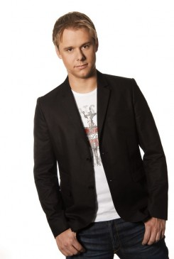 Armin Van Buuren - Armin Van Buuren exkluzív interjú