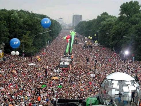 Love Parade - Love Parade: idén élőben a Viván