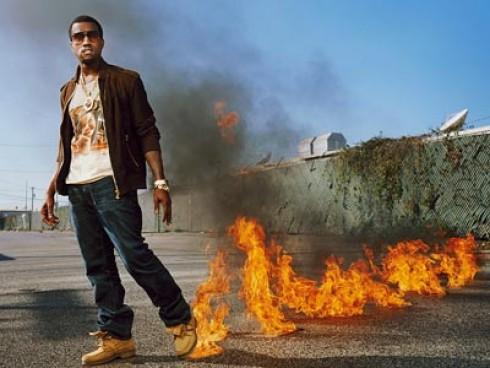 Kanye West - Angliában már első Kanye West új dala