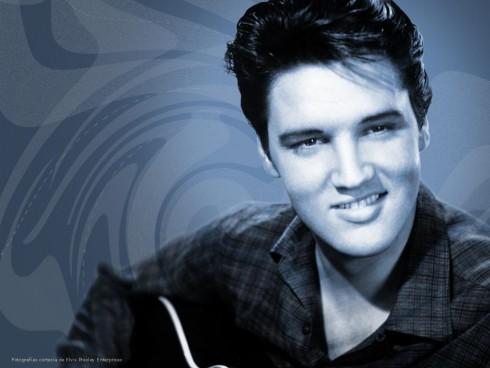 Elvis Presley - Listamustra 2007/34