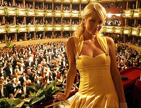 Paris Hilton - James Blunttal énekel duettet Paris Hilton