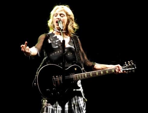 Madonna - Madonnát és Britney-t terroristafenyegetés érte