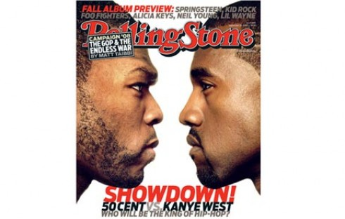 50 Cent - Listamustra 2007/38