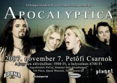 Apocaliptica - Apocalyptica: Négy húron hatodszorra is!