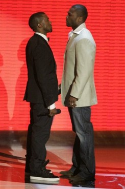 50 Cent & Kanye West - 50 Cent és Kanye West: A mesterséges párharc