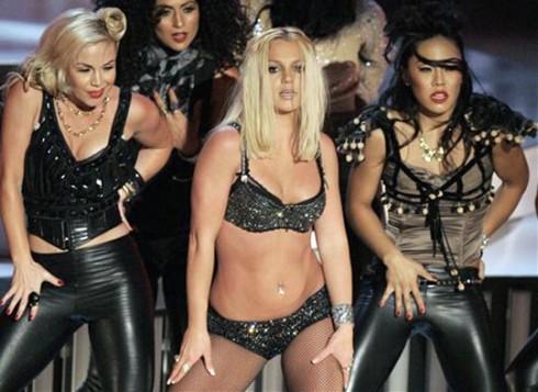 Britney Spears - Britney-szexvideó a láthatáron