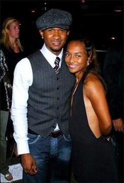 Usher - Lefújta az új lemezt Usher