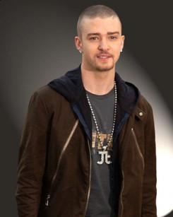 Justin Timberlake - Justin az idolja nyomdokaiban
