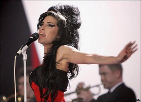 Amy Winehouse - Amy rács mögött