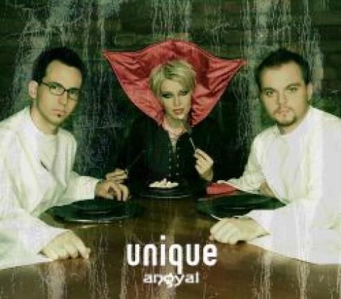 Unique - Új kislemez, angyali fotózás