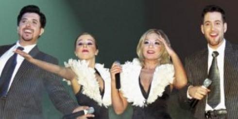 Cotton Club Singers - Cotton Club Singers – Sinatra lemezbemutató koncert
