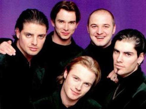 Boyzone - Újra jön a Boyzone