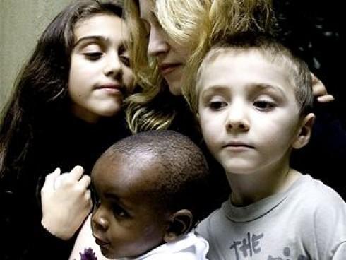 Madonna - Madonna lánya színészi babérokra tör