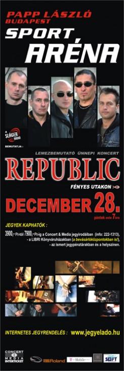 Republic - Republic: Fényes utakon (EMI)