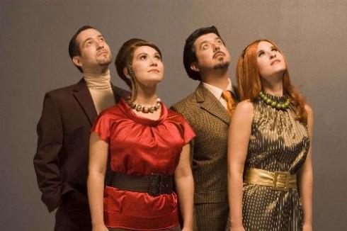Cotton Club Singers - Újra piál a Föld ezúttal a Cooton Club Singers előadásában