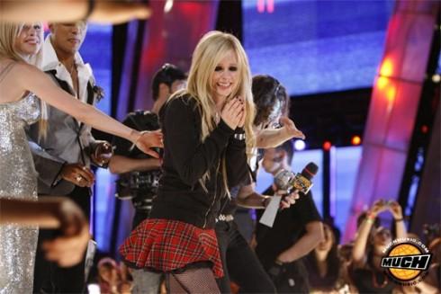 Avril Lavigne - Avril Lavigne a testszag ellen
