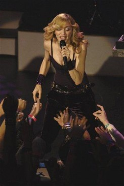 Madonna - Madonna kétmilliót költ havonta ásványvízre
