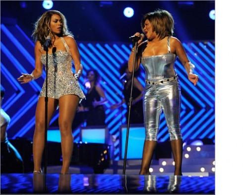 Beyonce - Íme a Tina Turner-Beyoncé duett!